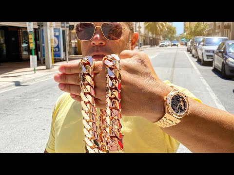 (HD) Cuban link chains – a guide to the miami cuban link