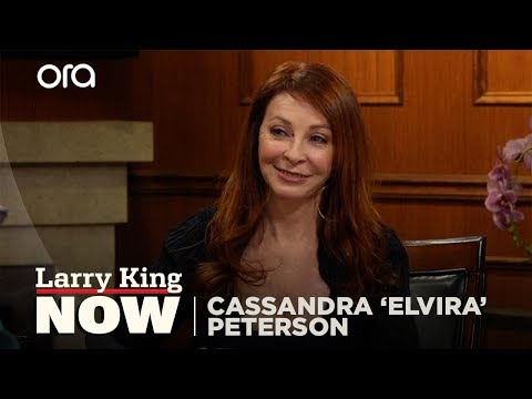 (Ver Filmes) If you only knew: cassandra elvira peterson | larry king now | ora.tv