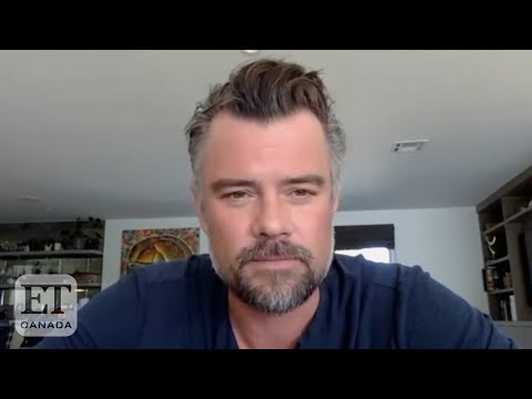 (New) Josh duhamel talks the lost husband, escaping los angeles at the start of the covid-19 pandemic