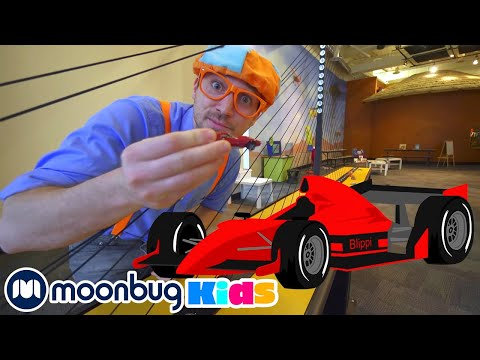 (Ver Filmes) Blippi visits a childrens museum!   learn colors for kids   educational videos for toddlers