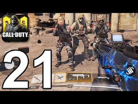 (New) Call of duty: mobile - gameplay walkthrough part 21 - team deathmatch (ios, android)