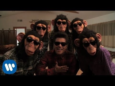 (New) Bruno mars - the lazy song (official music video)