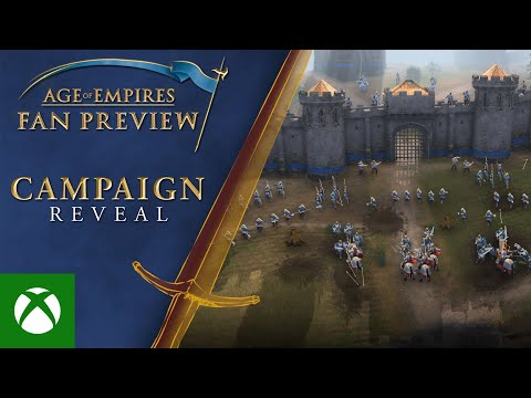 (New) Age of empires: fan preview - norman campaign reveal