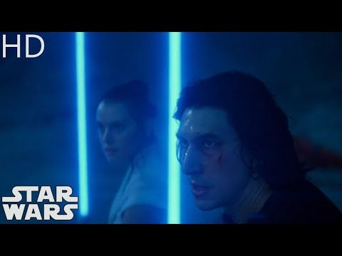 (New) Rey and ben vs. emperor palpatine (full fight) | star wars: the rise of skywalker hd movie clip