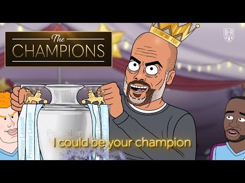(New) The champions theme song in full (lyric video)