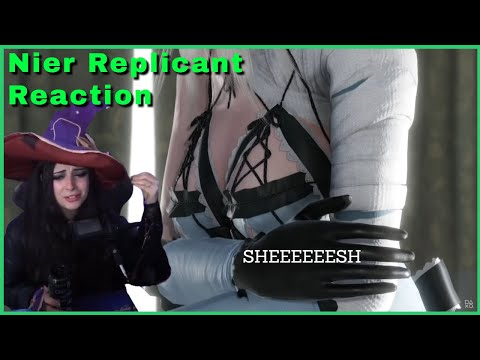 (New) Nier replicant ver.1.22474487139 april fools and opening reaction