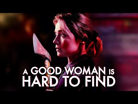 (HD) A good woman is hard to find (2019)   trailer   sarah bolger   edward hogg   andrew simpson