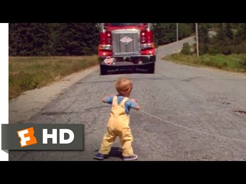 (New) Pet sematary (1989) - gages death scene (4 10) | movieclips
