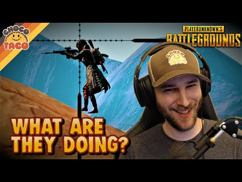 (New) What are these guys doing? ft. halifax - chocotaco pubg duos gameplay