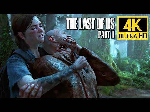 (New) [4k] the last of us part 2 (ps4) - e3 2018 gameplay demo @ 2160p hd ✔