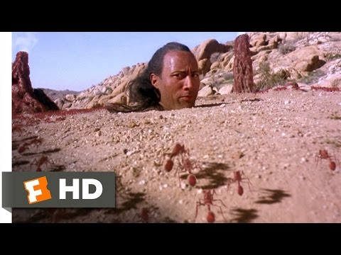(New) The scorpion king (2 9) movie clip - fire ants (2002) hd