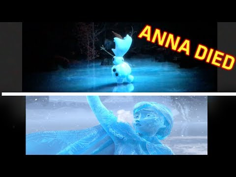 (New) Olaf telling frozen 2 story