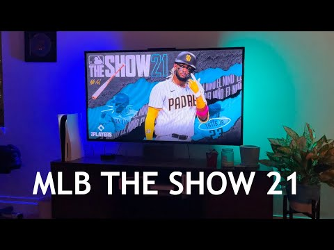 (New) Mlb the show 21 | ps5 review | 4k 60fps