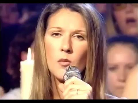 (New) Céline dion, bee gees - immortality (totp 1998)