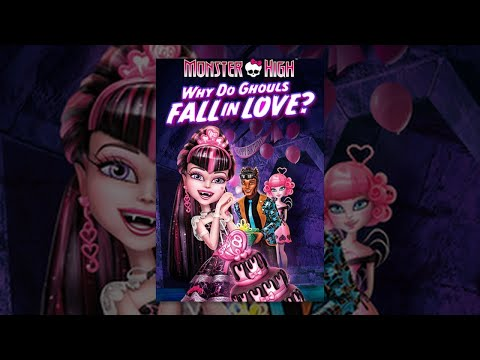 (New) Monster high - por que os monstros se apaixonam? | filme completo e dublado hd
