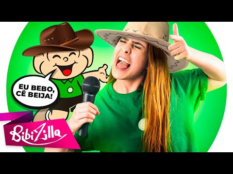(New) Cantando sertanejo com a voz do cebolinha!