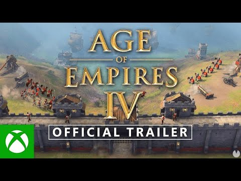 (New) Age of empires iv - official gameplay trailer