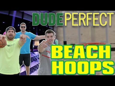 (New) Dude perfect creates a new sport!