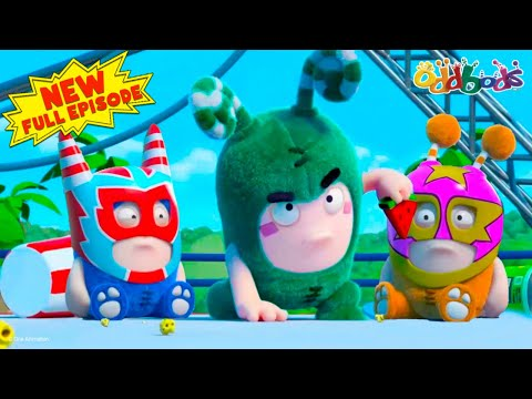 (Ver Filmes) Best action episode ever! | oddbods | full episode compilation | cartoons for kids