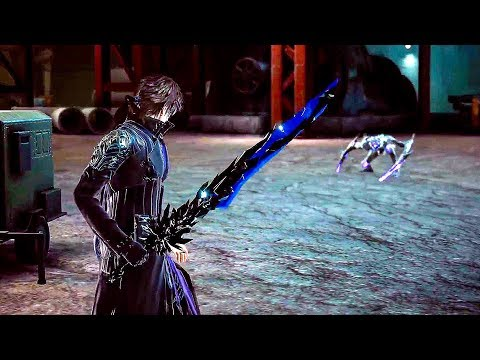 (New) Lost soul aside - new gameplay trailer (new action rpg game 2020)