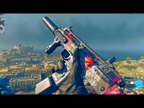 (New) Call of duty modern warfare-warzone solo gameplay ps5(no commentary)