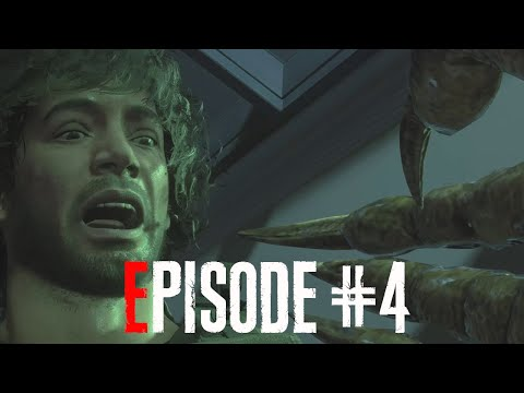 (New) Holy crap! super fast new enemy! | raiyuden plays: re3 remake ep #4