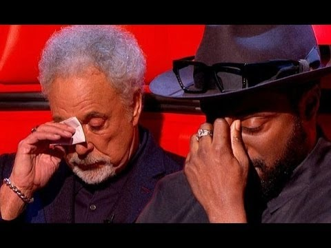 (New) The voice - best inspiring e emotional blind auditions