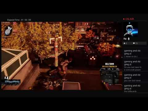 (New) Getting new powers again    infamous second son part 5