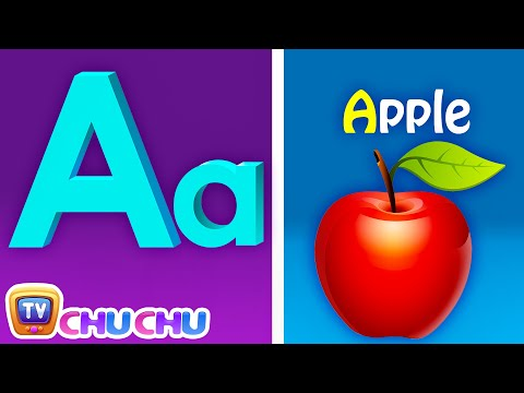 (Ver Filmes) Phonics song with two words - a for apple - abc alphabet songs with sounds for children