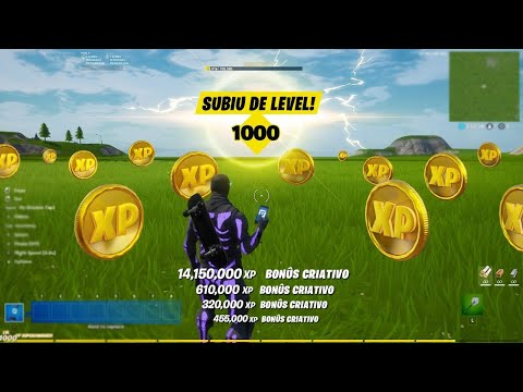 (HD) Fortnite como upar rapido level 220! xp hack glitch