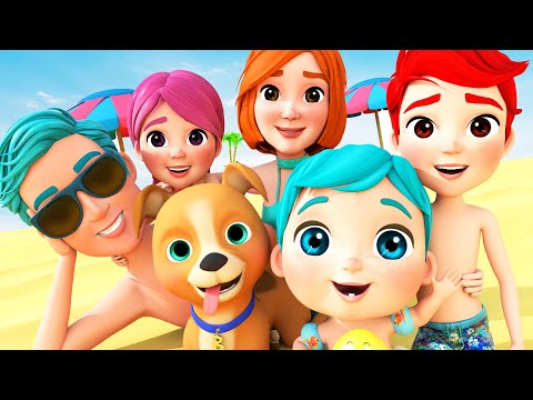 (VFHD Online) Bingo beach dog song | , abc song +the best songs for children - viola kids song