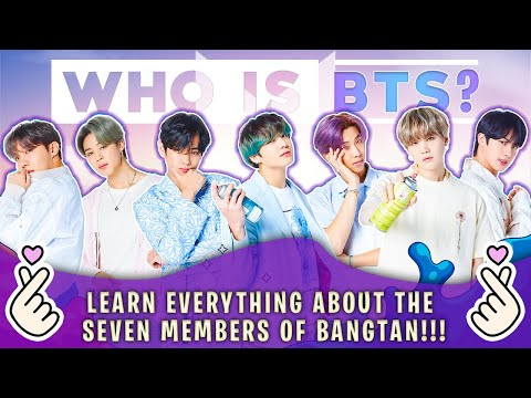 (HD) Bts things you need to know about the biggest k-pop group