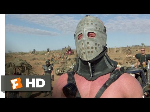 (HD) Mad max 2: the road warrior - greetings from the humungus scene (2 8) | movieclips