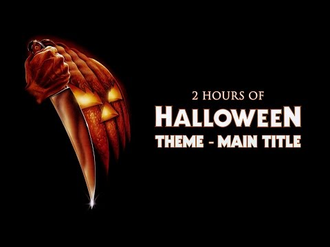 (Ver Filmes) 2 hours of halloween theme main title (cover of 1978 john carpenter) continuous. (hd-hq)