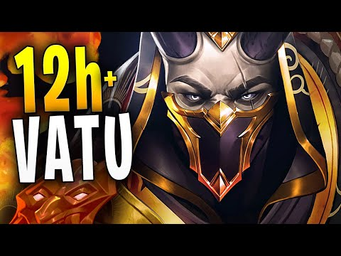 (New) Paladins - i played vatu for 12 hours, here are my thoughts.