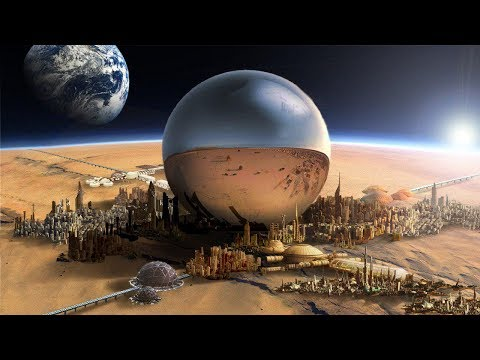 (HD) This will happen on mars by the year 2058!