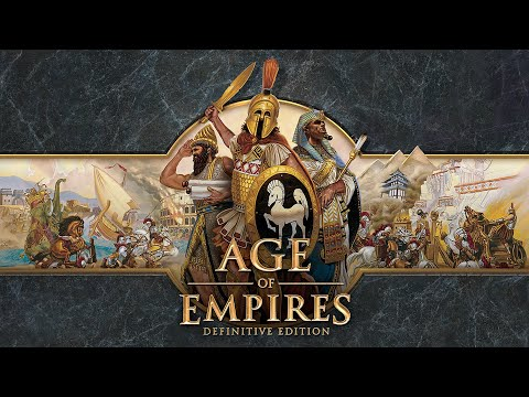 (New) Age of empires: definitive edition #1 - directo - gameplay español