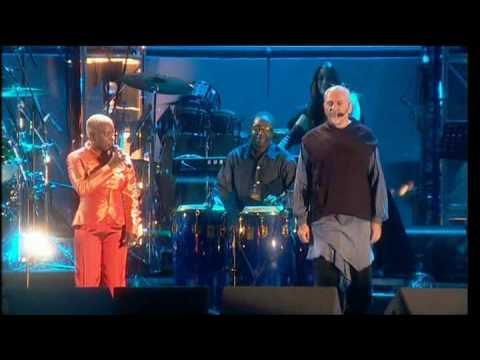 (New) Peter gabriel - in your eyes (ft youssou ndour e