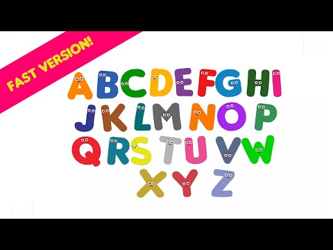 (VFHD Online) Abc song - fast! | tinybug kids songs e shows