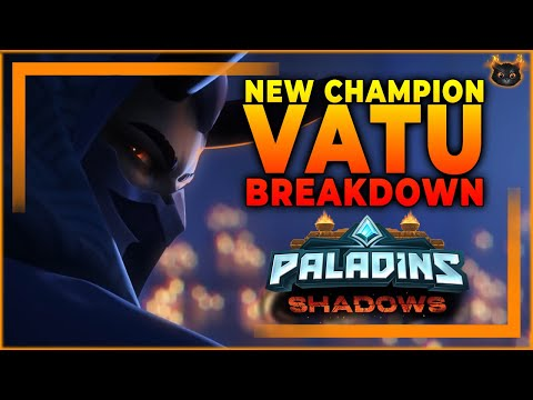 (New) New champion vatu the shadow - breakdown