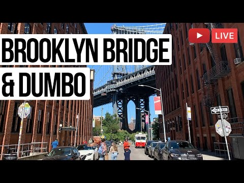 (New) Nova york ao vivo: brooklyn bridge e dumbo