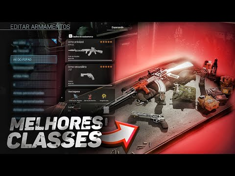 (New) Melhores classes do warzone #2