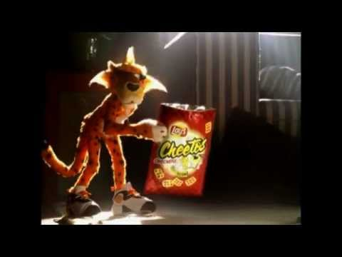 (New) Cheetos checkers - doll (1990s, canada)