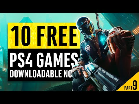 (New) 10 free playstation 4 games you can download right now! part 9
