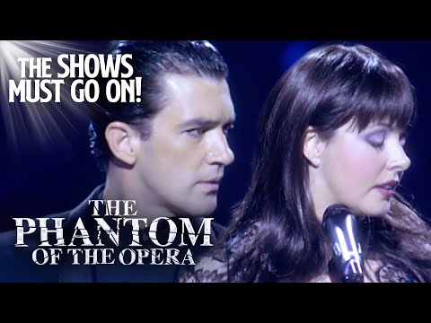 (New) The phantom of the opera sarah brightman e antonio banderas