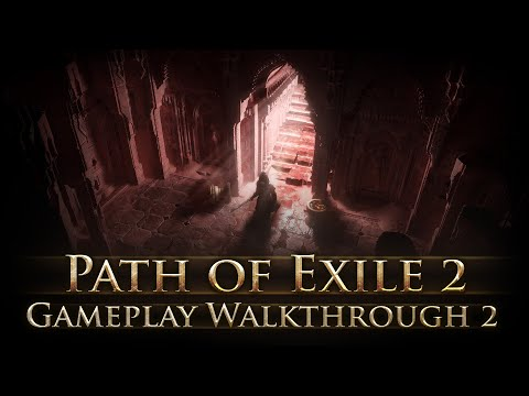 (New) Path of exile 2 gameplay walkthrough 2