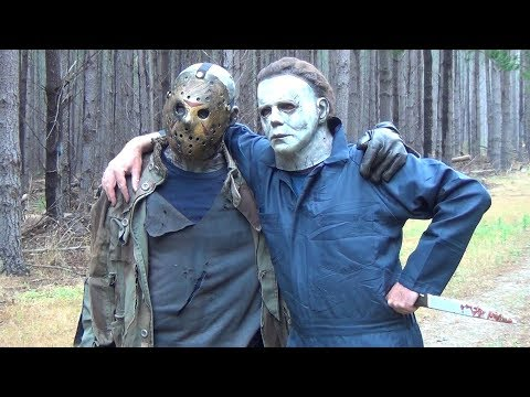 (Ver Filmes) Michael vs jason: evil emerges | behind the scenes - raw footage