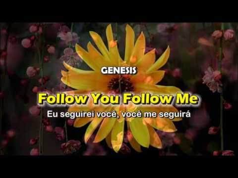 (New) Genesis follow you follow me letra e tradução