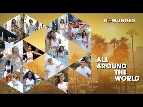 (Ver Filmes) Now united - all around the world (official music video)