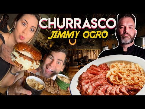 (New) Churrasco do jimmy ogro do mais você 🍖 ogro steaks